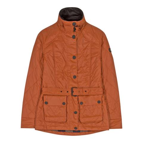 Musto Tan Burford Quilted Jacket