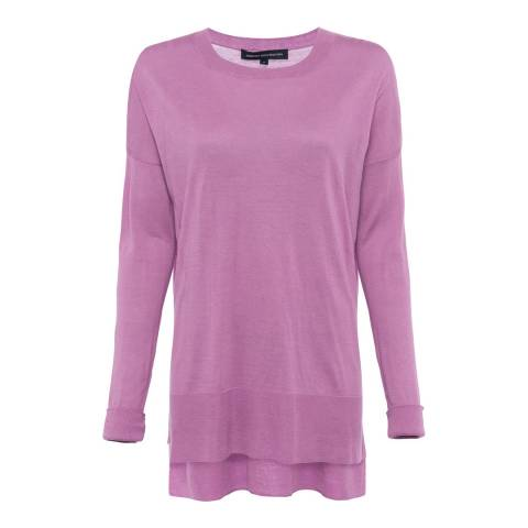 French Connection Pink Spring Light Jumper