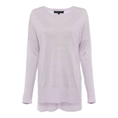 French Connection Lilac Spring Light Knit