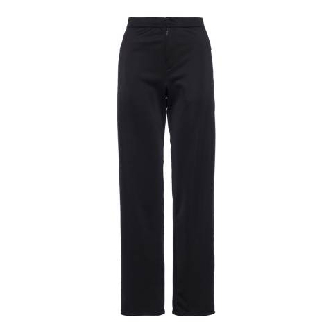 French Connection Black Cari Authentic Jogger Bottoms
