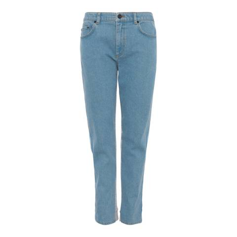 French Connection Blue/Grey Jogger Denim Jeans