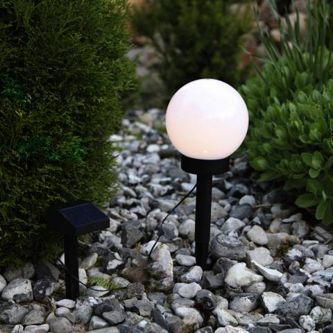 Solar Editions Globe Solar Path Light