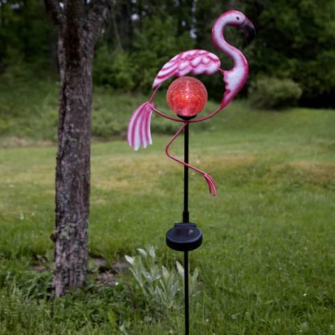 Solar Editions Flamingo Solar Path Light