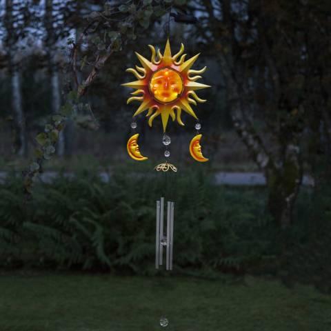 Solar Editions Sun Decorative Wind Mill