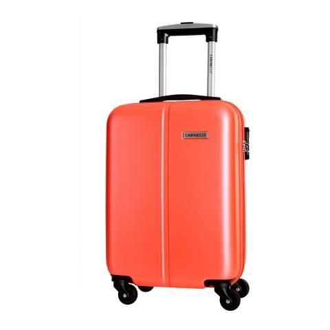Cabine Size Coral 4 Wheel Juice Cabin Suitcase 46cm