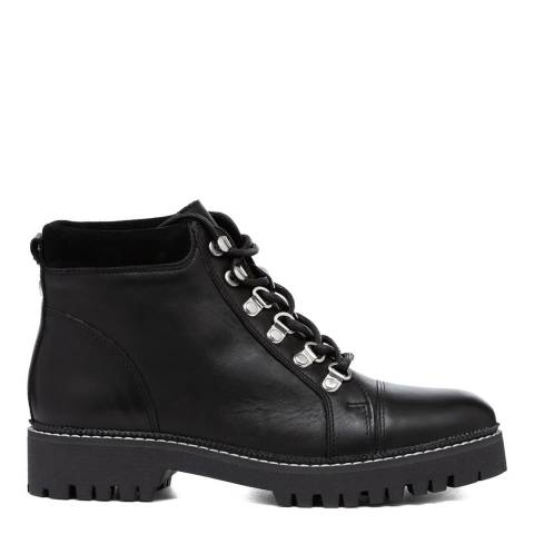 Carvela Black Supplies Hiker Ankle Boots