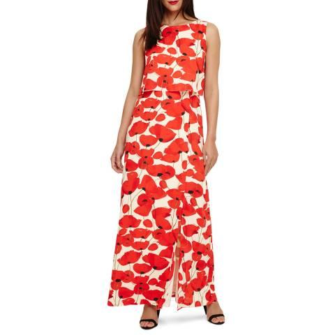 Phase Eight Poppy Pattern Dorothy Maxi Dress