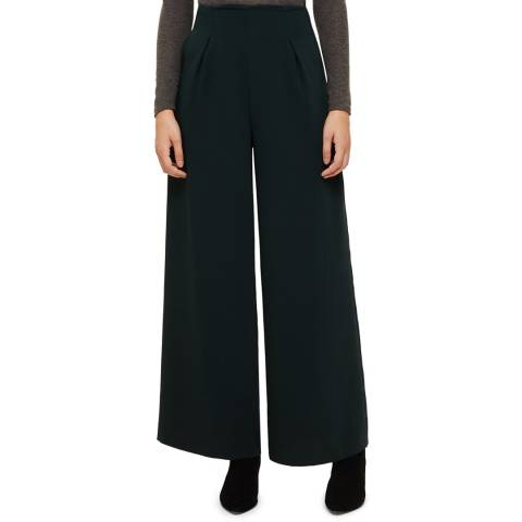 Phase Eight Green Katie Trousers