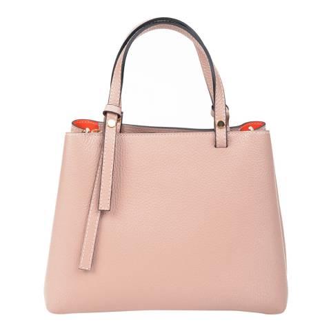 Renata Corsi Pink Leather Handbag