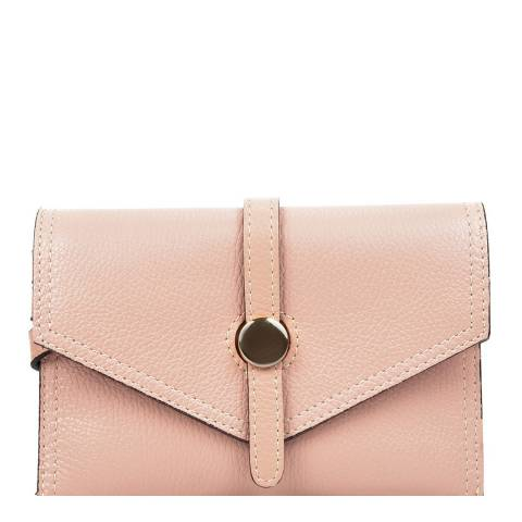 Renata Corsi Light Pink Leather Waist Bag