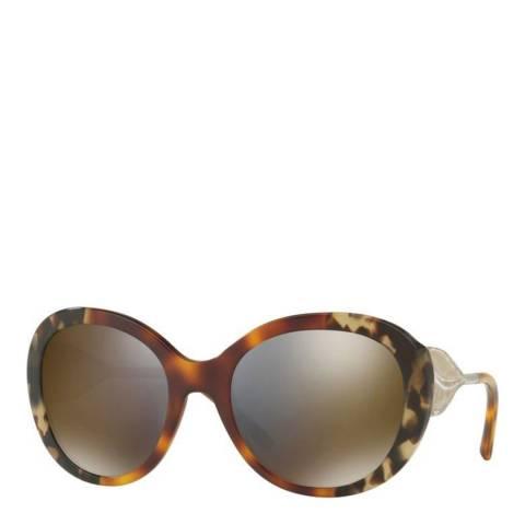 Burberry Women's Tortoise Sunglasses 57mm