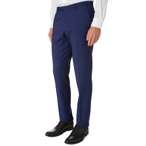 BOSS Blue Lenon Classic Fit Trousers