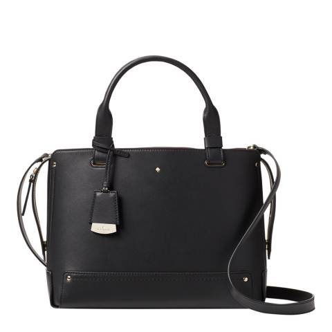 Kate Spade Black Madison Logan Street Bag