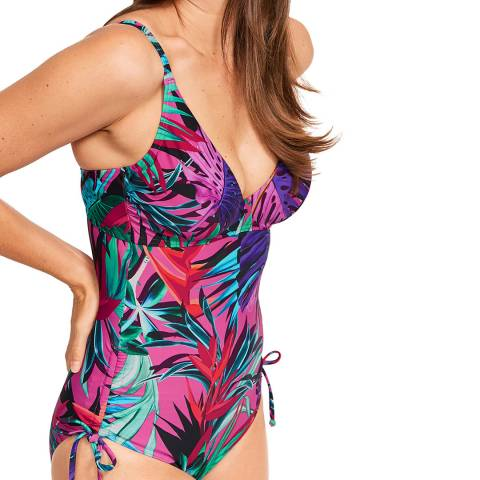 Figleaves Tropical Fern Bahama Palm Swimsuit