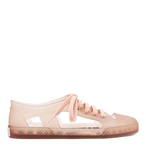 Vivienne Westwood for Melissa Beige Gel Brighton Sneakers