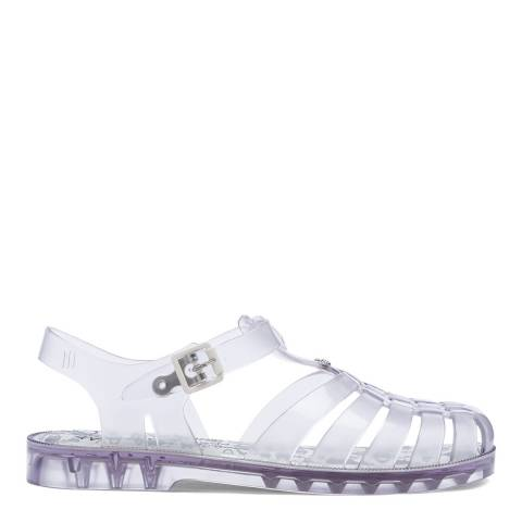 Vivienne Westwood for Melissa Clear Possession Orb Flat Sandals