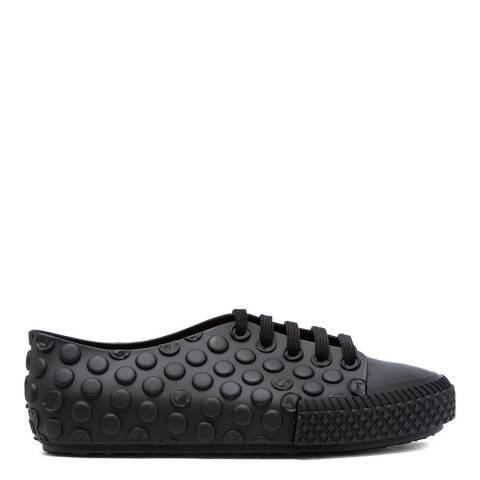 Melissa Black Matt Polibolha Sneakers