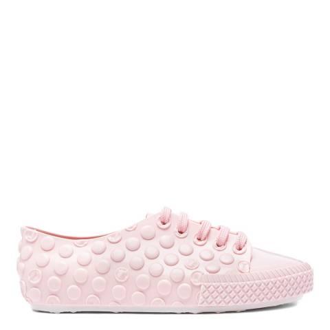 Melissa Light Pink Polibolha Sneakers