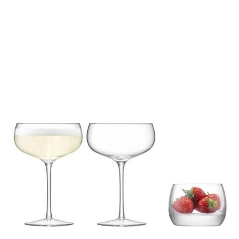 LSA Gift Champagne Set