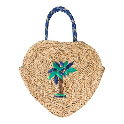 Pia Rossini Natural Zizi Basket