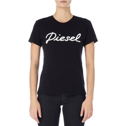 Diesel Black Sully T-Shirt