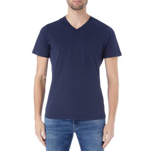 Diesel Navy T-Therapo T-Shirt