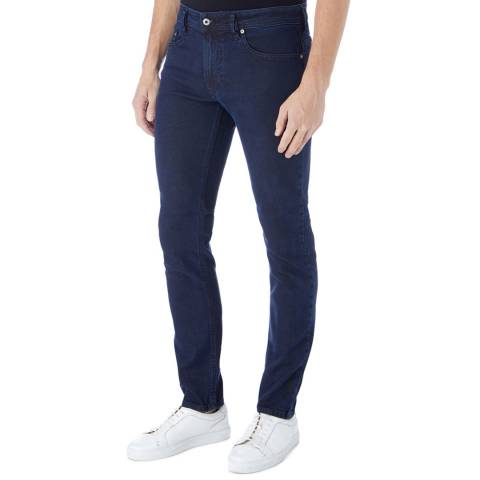 Diesel Blue Thavar Slim Stretch Jeans