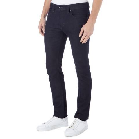 Diesel Dark Denim Thavar Slim Stretch Jeans