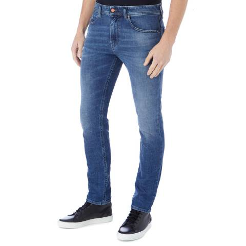 Diesel Denim Thommer Slim Stretch Jeans