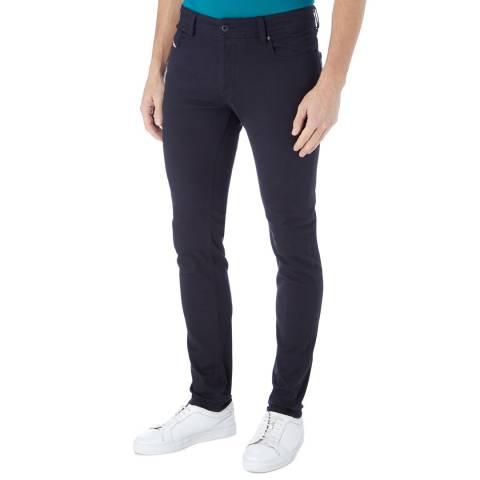 Diesel Navy Troxer Slim Stretch Jeans