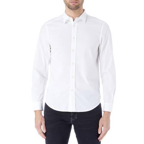 Diesel White Bill Slim Shirt