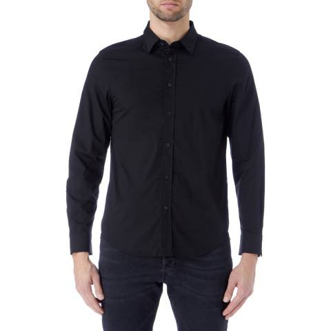 Diesel Black Bill Slim Shirt