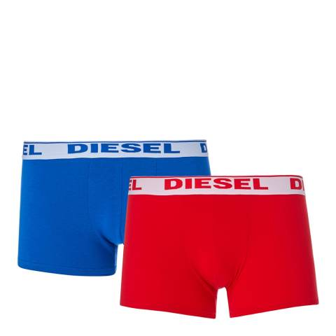 Diesel Multi Shawn Two Pack Boxers