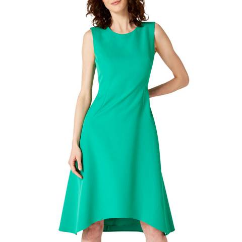 Damsel In A Dress Emerald Camilla Dress