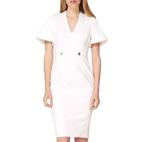 Damsel In A Dress Ivory Roxanne Dress
