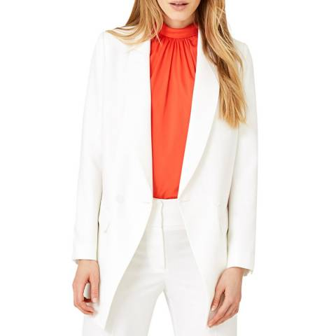 Damsel In A Dress Ivory Avalia Tux Jacket
