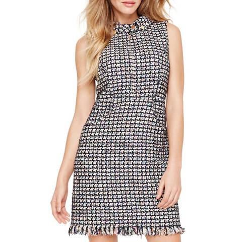 Damsel In A Dress Multi Rosita Tweed Dress