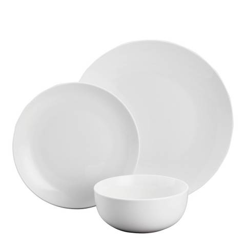 Habitat 12 Piece Uno Dinnerware Set