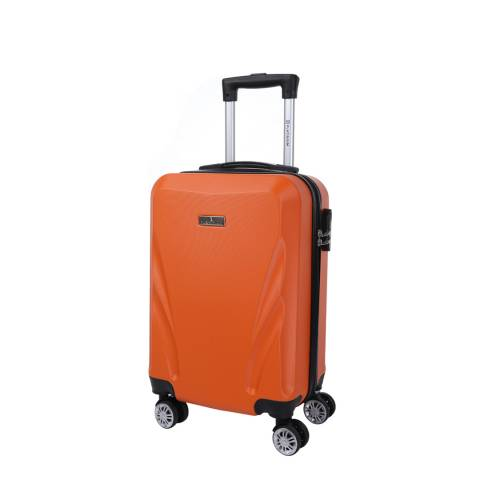 Platinium Coral 8 Wheel Low Cost Cabin Suitcase 56cm