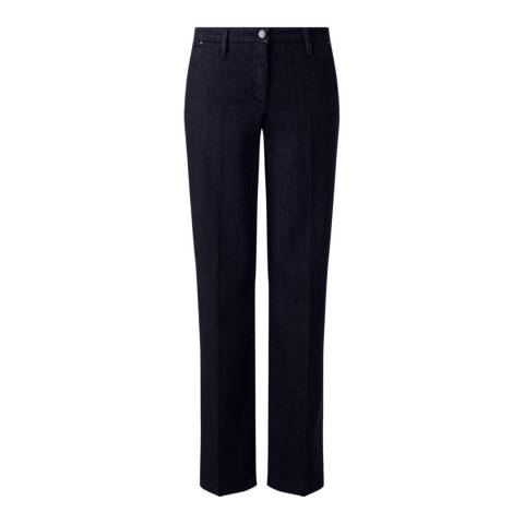Jigsaw Indigo Kingston Straight Leg Jeans
