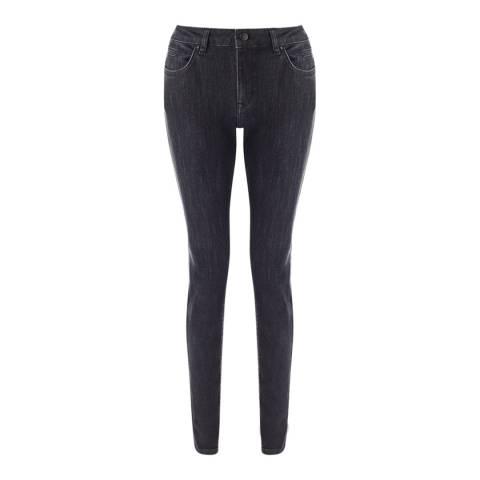 Jigsaw Black Japanese Washed Jeans