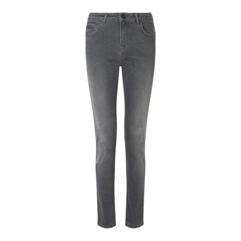 Jigsaw Mid Grey Richmond Skinny Jean
