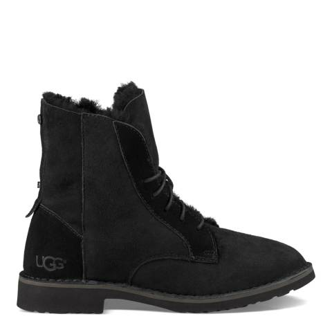UGG Black Quincy Classic Boot
