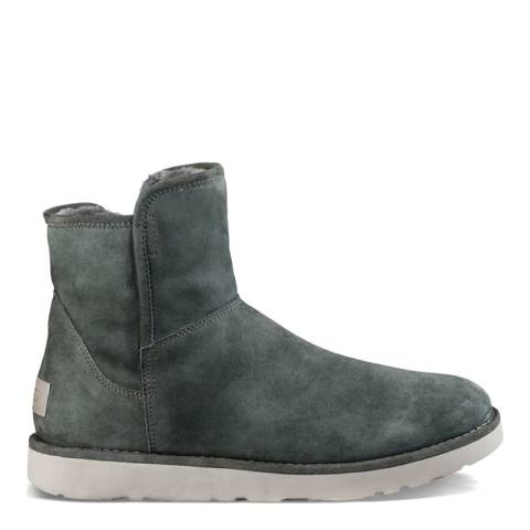 UGG Grey Abree Mini Classic Boot