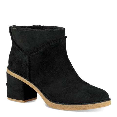 UGG Black Kasen II Ankle Boot