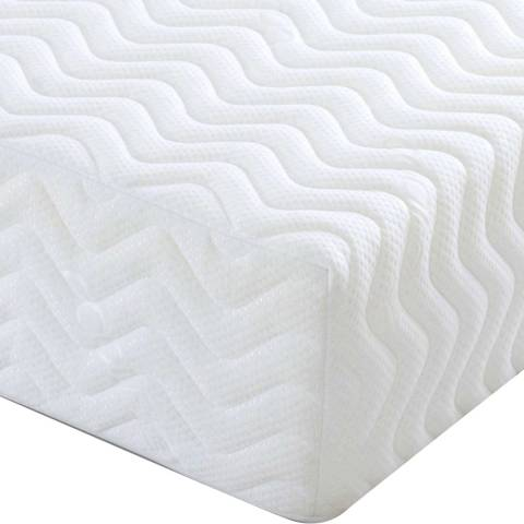 Aspire Furniture Total Relief Mattress -(4ft) Small Double