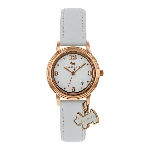 Radley White Darlington Watch