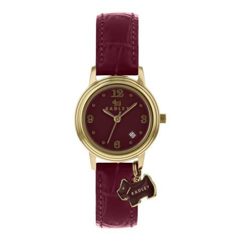 Radley Plum Darlington Watch