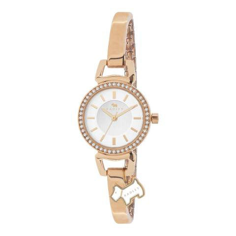Radley Rose Gold Charm Collection Watch