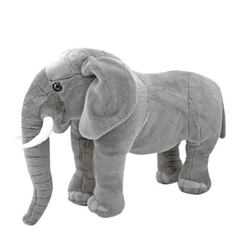 Melissa and Doug Elephant Giant Stuffed Animal